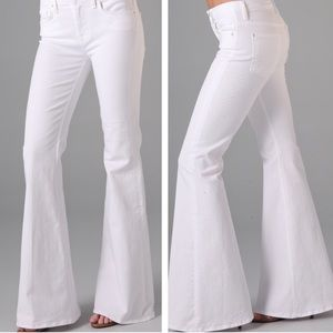 7 for all Mankind Wide Bell Bottom Jeans